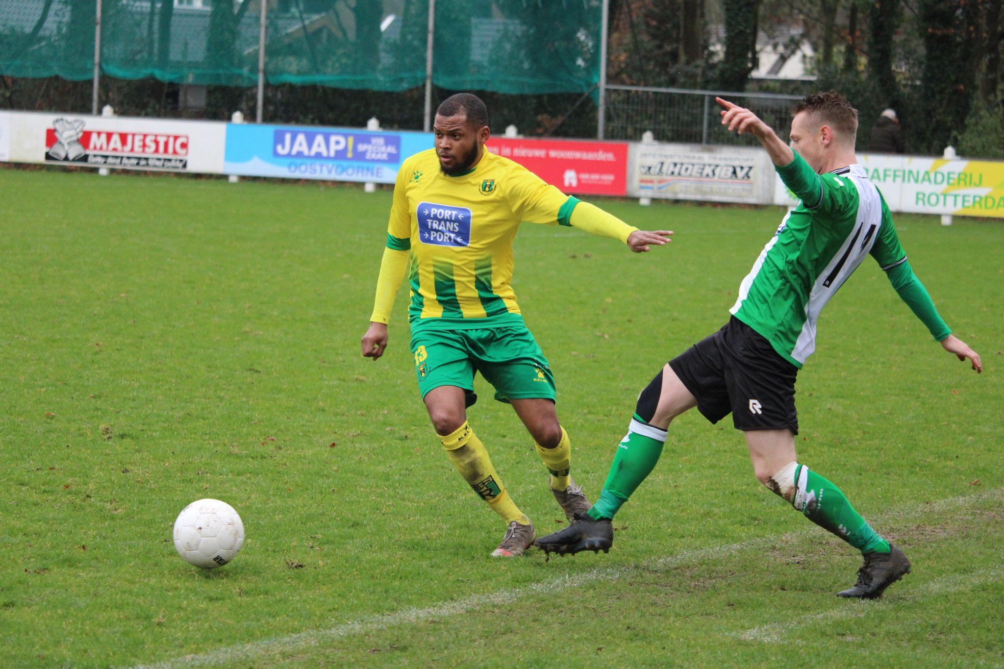 Joshua Olymph verlaat Rijnmond Hoogvliet Sport en gaat voor een nieuwe uitdaging