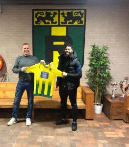 Selectie bijna rond: Yordi Godijn (Spartaan'20) en Brendon Jansen (GHVV'13) komen 1