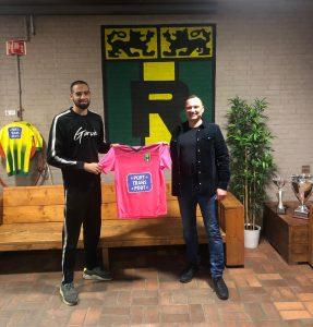 Selectie bijna rond: Yordi Godijn (Spartaan'20) en Brendon Jansen (GHVV'13) komen